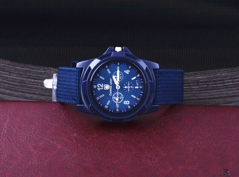 Men's Military Quartz Watch