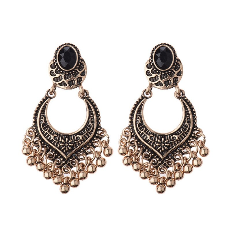 Vintage Tassel Drop Earrings